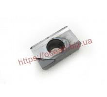 Твердосплавная пластина фрезерная с вставками PCD APKW 100304PDR ID5 ISCAR