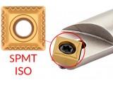 Фрезерование фасок   пластина SPMT