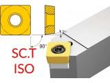 Резцы проходные S-тип | пластина SC.T