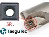 Сверла спиральные D2 | пластина SP.. (TAEGUTEC)
