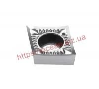 Твердосплавная пластина токарная CCGT 060204-AL K10 DESCAR