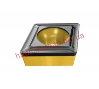 Твердосплавная пластина токарная CCMT 09T308-HMP NC3030 KORLOY