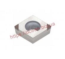 Твердосплавная пластина токарная с вставками PCD NP CCMW 04T002 MD220 MITSUBISHI