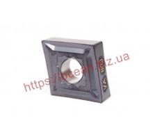 Твердосплавная пластина токарная CNGG 120408-PP IC907 ISCAR
