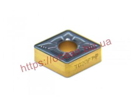 Твердосплавная пластина токарная CNMG 120404-MP NC3215 KORLOY