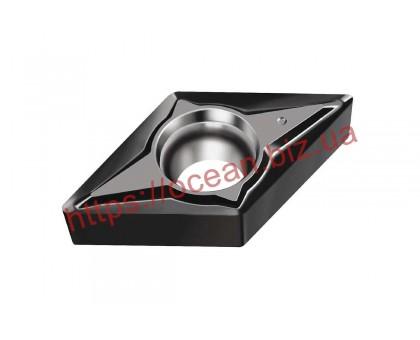 Твердосплавная пластина токарная по алюминию DCGT 11T304-AL VDK10 VORGEN