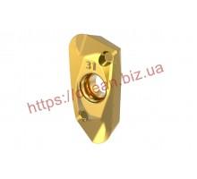 Твердосплавная пластина фрезерная EDCT 140404PDERGD KC725M KENNAMETAL