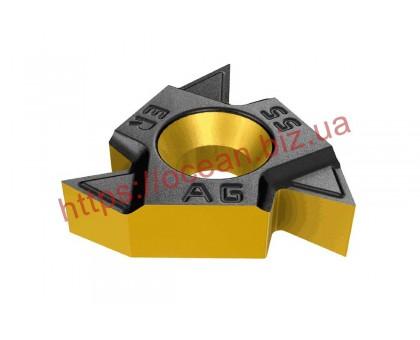 Твердосплавная пластина резьбовая 16ER 1.0ISO VGM156 для наружной резьбы VORGEN