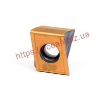 Твердосплавная пластина фрезерная HTP LNHT 1006-ER IC810 ISCAR
