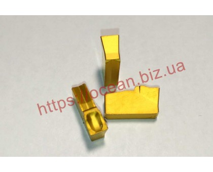 Твердосплавная пластина канавочная/отрезная NC 51.2-500-4E 4025 P25 CORUN
