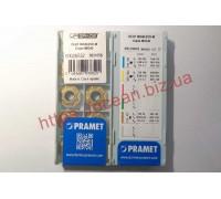 Твердосплавная пластина фрезерная OEHT 0604AESR-M M8340 PRAMET