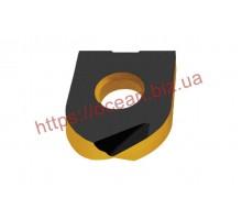 Твердосплавная пластина фрезерная P3204-D08 WSP46 WALTER
