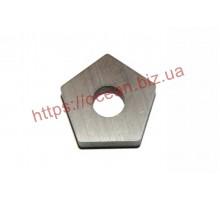 Твердосплавная пластина фрезерная PNUA 10113-110408 ВК8 Победит