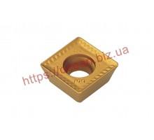 Твердосплавная пластина фрезерная SDXT 130508R-MM PC3530 KORLOY