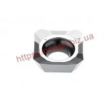 Твердосплавная пластина фрезерная по алюминию SEHT 1204AFN-P IC20 ISCAR