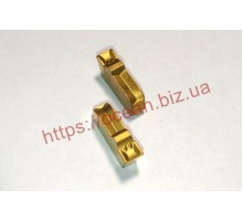 Твердосплавная пластина канавочная/отрезная SX E4.00N0.30-M1 CTPP345 CERATIZIT