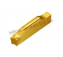 Твердосплавная пластина канавочная/отрезная TDC4 VGM255 VORGEN