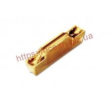 Твердосплавная пластина канавочная/отрезная TDXU 5E-0.8 TT9030 TaeguTec