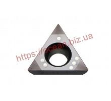 Твердосплавная пластина токарная с вставками PCBN TPGB 090202 GA1 MITSUBISHI