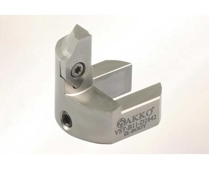 Резец-вставка для обработки седел клапанов блока цилиндров VST-B11-1830 AKKO