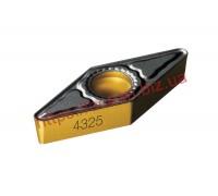 Твердосплавная пластина токарная VBMT 160408-FA TT8125 TaeguTec