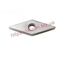 Твердосплавная пластина токарная керамическая VNGA 160408 A66N KYOCERA