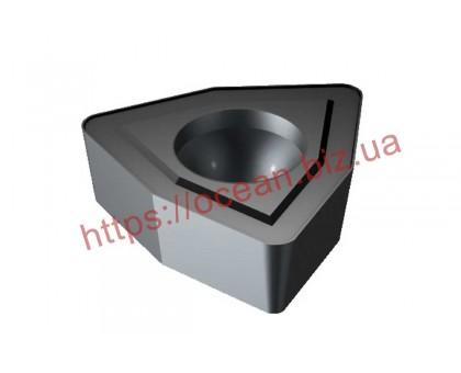 Твердосплавная пластина для сверла WCMX 040208 VKP1255 VORGEN