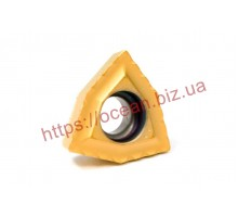 Твердосплавная пластина для сверла WOEX 05T304-13 BK8425 KOMET
