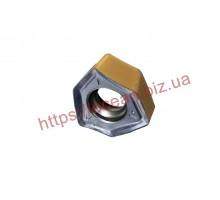 Твердосплавная пластина фрезерная H600 WXCU 080616-RM IC808 ISCAR