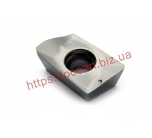 Твердосплавная пластина фрезерная с вставками PCD XOEX 060204-FR PCD05 SECO
