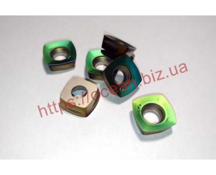 Твердосплавная пластина фрезерная ZOMT 120410ER-T HCS35 Скиф-М