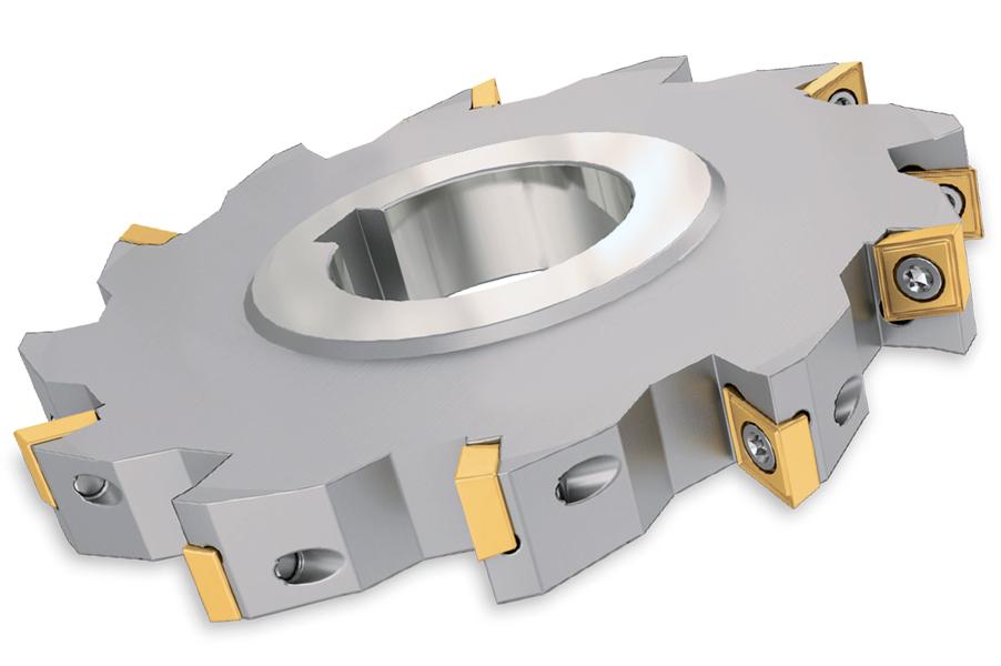 Фрезы дисковые трехсторонные