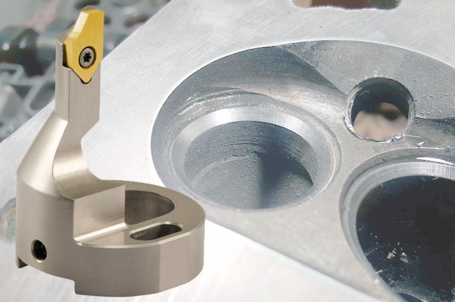 Инструмент для обработки седел клапанов